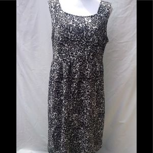 Liz Lange Maternity Sz XL Dasmark Maternity Dress